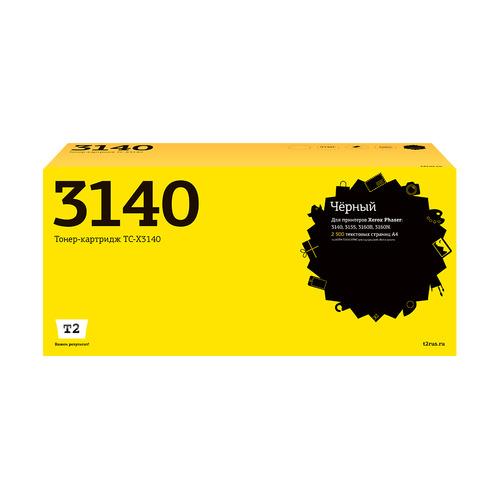 Картридж T2 108R00909 черный [tc-x3140]  - купить со скидкой