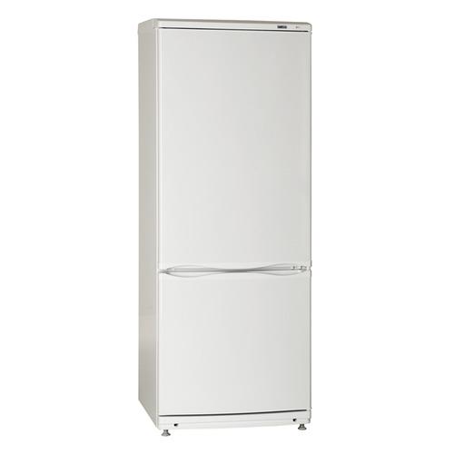 Холодильник АТЛАНТ XM-4011-022, двухкамерный, белый холодильник атлант xm 4624 101 двухкамерный белый