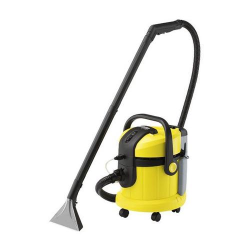 Моющий пылесос KARCHER SE4002, 1400Вт, желтый/черный пылесос моющий karcher se4001 1400вт желтый черный