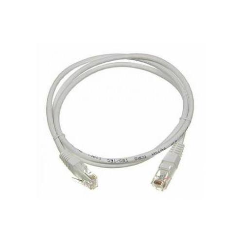 Патч-корд Lanmaster UTP (TWT-45-45-1.5-GY) вилка RJ-45-вилка RJ-45 кат.5е 1.5м серый ПВХ (уп.:1шт) кабель патч корд lanmaster вилка rj 45 вилка rj 45 кат 5е пвх 0 3м серый [twt 45 45 0 3 gy]