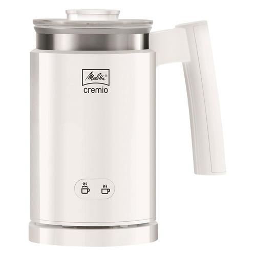Вспениватель молока MELITTA Cremio, универсальное, 250мл, белый [21562] цены
