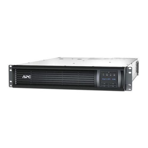Источник бесперебойного питания APC Smart-UPS SMT2200RMI2U, 2200ВA  - купить со скидкой