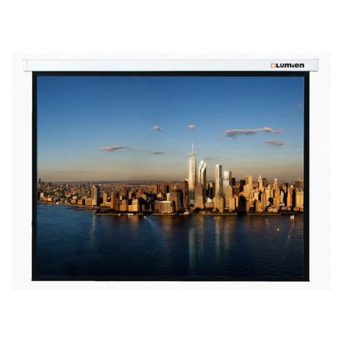 Фото - Экран LUMIEN Master Picture LMP-100112, 305х229 см, 4:3, настенно-потолочный куб тигровый глаз 3 см