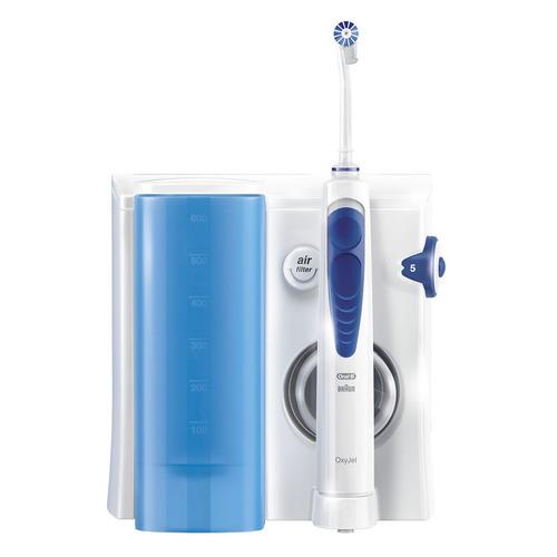 Ирригатор ORAL-B Professional Care Oxyjet, цвет: белый [81317988] цена 2017