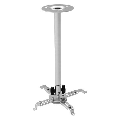 Фото - Кронштейн для проектора Arm Media PROJECTOR-4 серебристый макс.10кг потолочный поворот и наклон кронштейн