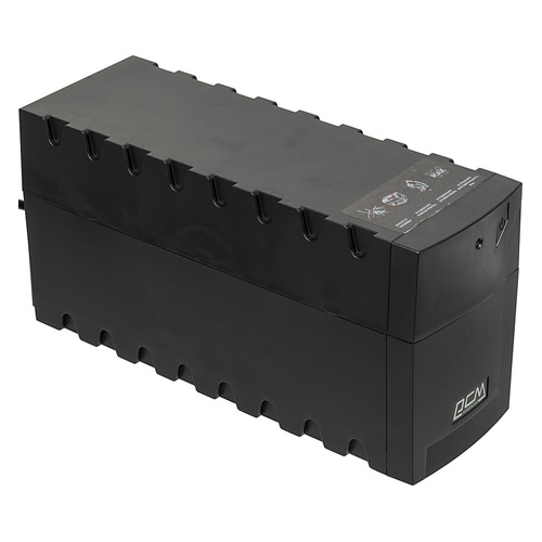 ИБП POWERCOM Raptor RPT-600A EURO, 600ВA ибп powercom rpt 1025ap raptor 6 iec