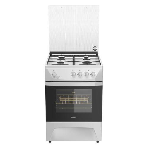 лучшая цена Газовая плита DARINA 1D GM 141 007 W, газовая духовка, белый