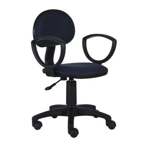 Кресло БЮРОКРАТ Ch-213AXN, на колесиках, ткань, темно-синий [ch-213axn/bl&blue] кресло бюрократ ch 213axn на колесиках ткань [ch 213axn grey]