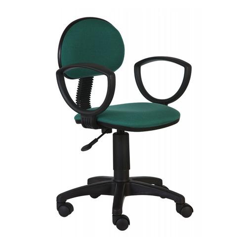 Кресло БЮРОКРАТ Ch-213AXN, на колесиках, ткань, зеленый [ch-213axn/green] кресло бюрократ ch 213axn на колесиках ткань [ch 213axn grey]