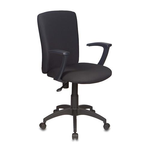 Кресло БЮРОКРАТ Ch-470AXSN, на колесиках, ткань, черный [ch-470axsn/black]