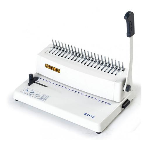 цена на Переплетчик OFFICE KIT B2112, A4, от 6 до 28 мм