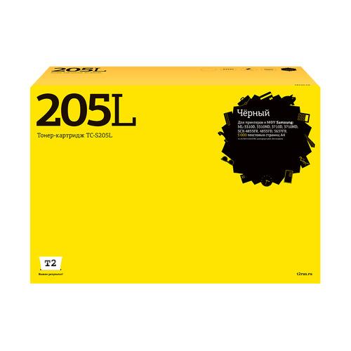 Картридж T2 MLT-D205L, черный [tc-s205l] цена в Москве и Питере