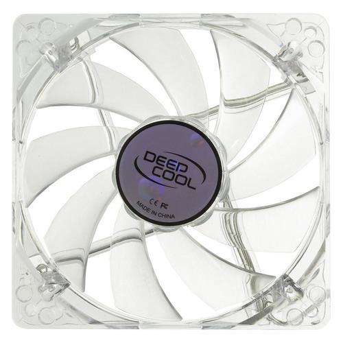 Вентилятор DEEPCOOL XFAN 120L/B, 120мм, Ret вентилятор deepcool xfan 80l b 80мм ret