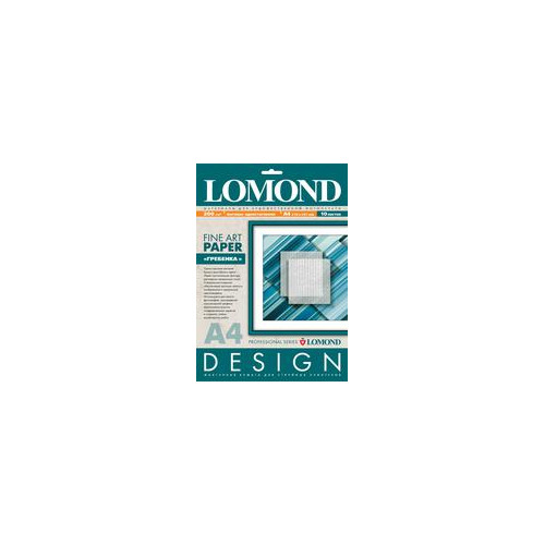 Бумага Lomond 0927041 A4/200г/м2/10л./белый