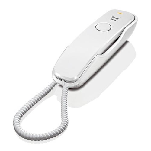 Проводной телефон GIGASET DA210, белый цена