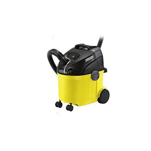 Моющий пылесос KARCHER SE5.100, 1400Вт, желтый/черный пылесос моющий karcher fc 5 eu ширина щёток 300 мм бак 400 мл на s 60 м