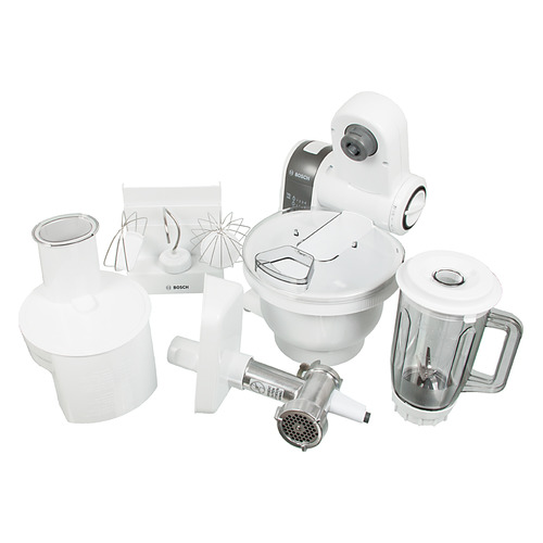 Кухонный комбайн BOSCH MUM 4855, белый