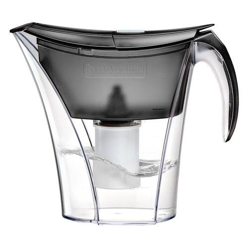 Фильтр для воды БАРЬЕР Смарт, черный, 3.5л [в075р00] все цены