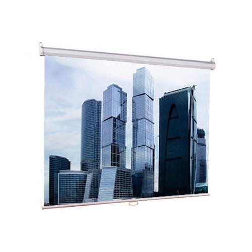 Фото - Экран LUMIEN Eco Picture LEP-100102, 180х180 см, 1:1, настенно-потолочный экран настенно потолочный lumien eco picture lep 100110 214x214