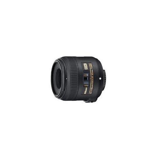 Фото - Объектив NIKON 40mm f/2.8 AF-S DX, Nikon F [jaa638da] объектив tokina at x 11 20 f2 8 pro dx n af для nikon