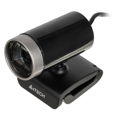 Фото - Web-камера A4TECH PK-910H, черный и серебристый веб камера a4tech pk 810g черный