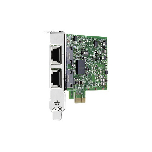 Адаптер HPE Ethernet 1Gb 2P 332T (615732-B21) адаптер hpe ethernet 1gb 2p 332t 615732 b21