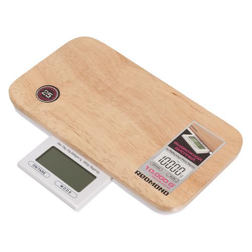 Весы кухонные REDMOND RS-721, светло-коричневый диакнеаль авен цена
