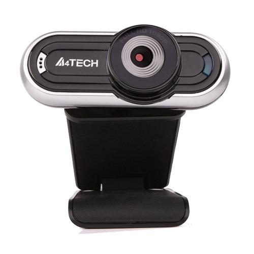 Фото - Web-камера A4TECH PK-920H-1, серебристый и черный веб камера a4tech pk 810g черный