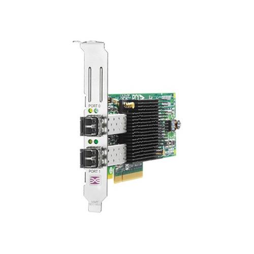 Адаптер HPE 82E 8Gb 2-port PCI-e FC HBA (AJ763B) все цены