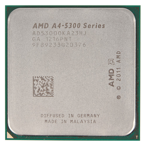 Процессор AMD A4 5300, SocketFM2 OEM [ad5300oka23hj] процессор amd a4 4000 box &lt socketfm2&gt ad4000okhlbox