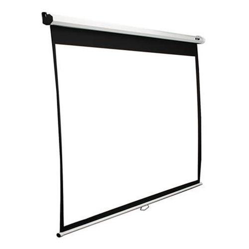 Фото - Экран ELITE SCREENS Manual M119XWS1, 213х213 см, 1:1, настенно-потолочный белый кеды мужские vans ua sk8 mid цвет белый va3wm3vp3 размер 9 5 43