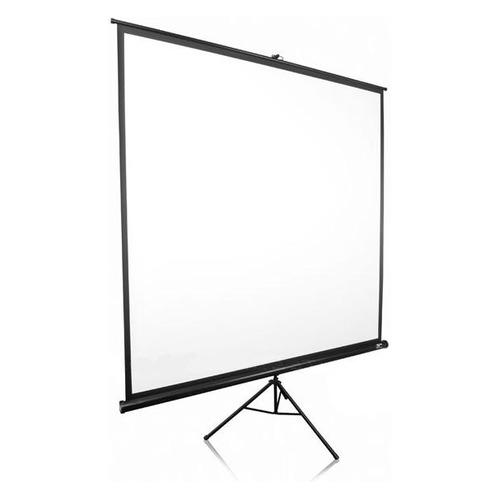 цены Экран ELITE SCREENS Tripod T100UWV1, 203х152 см, 4:3, напольный черный