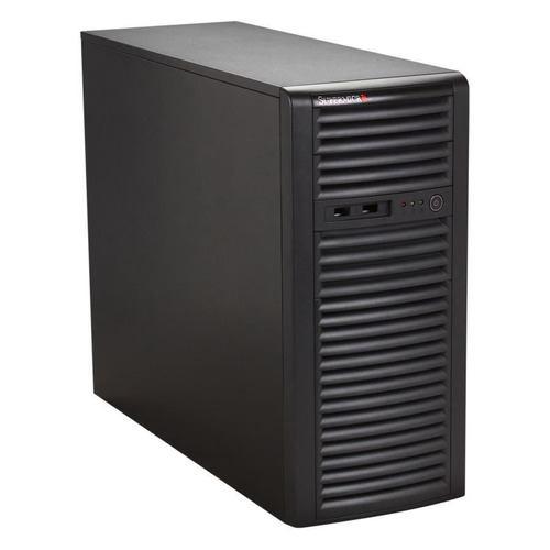 лучшая цена Корпус SuperMicro CSE-732I-500B Midi-Tower 500W черный