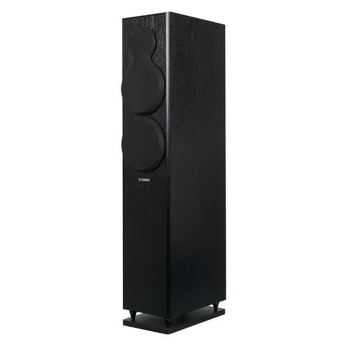 Фото - Фронтальная колонка YAMAHA NS-F150, (1 колонка в комплекте), черный сетевой аудиоплеер onkyo ns 6170