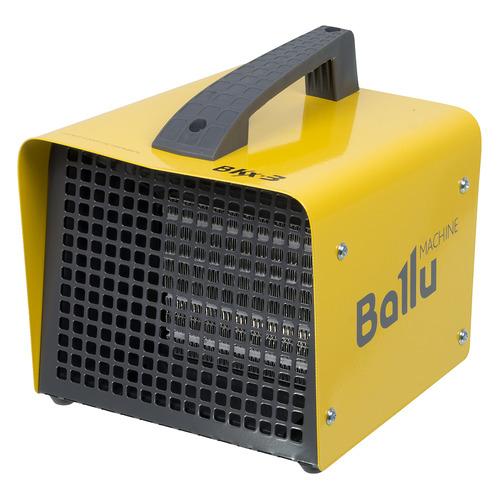 Тепловая пушка электрическая BALLU BKX-3, 2кВт желтый цена и фото