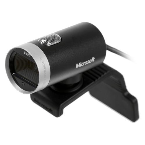 Web-камера Microsoft LifeCam Cinema H5D-00015, черный