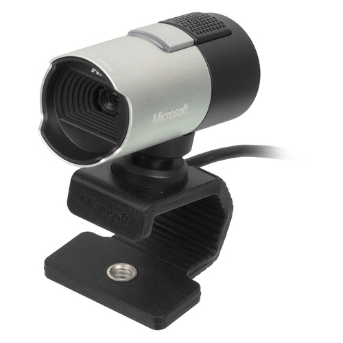 Web-камера MICROSOFT LifeCam Studio, серебристый [q2f-00018] камера web microsoft lifeсam studio for business usb2 0 с микрофоном 5wh 00002 черный