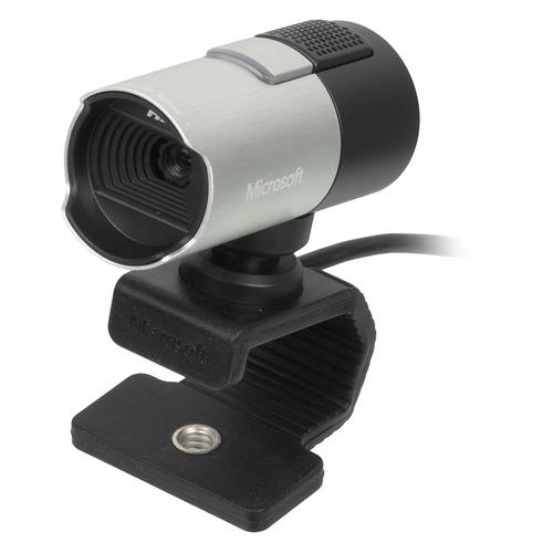Фото - Web-камера MICROSOFT LifeCam Studio, серебристый [q2f-00018] комплект клавиатура мышь microsoft designer bluetooth desktop 7n9 00018 usb беспроводной черный