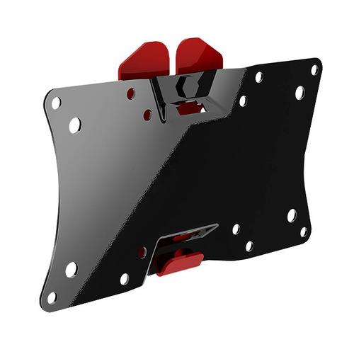 Кронштейн для телевизора HOLDER LCDS-5060, 19-32, настенный, фиксированный кронштейн holder lcds 5061 для телевизора 19 32 до 30кг черный