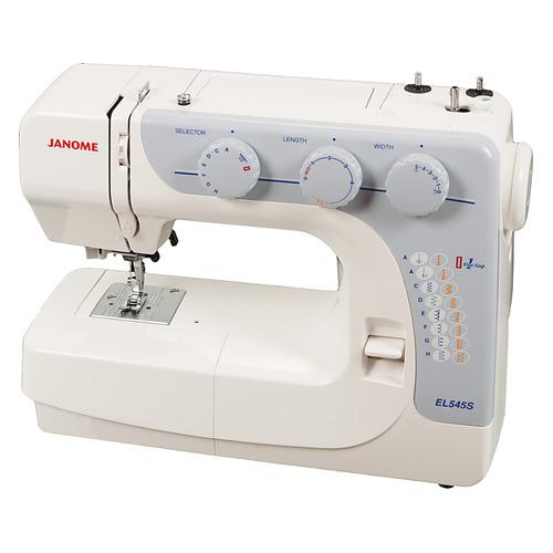 Швейная машина JANOME EL545S белый [el545 s] janome el545s белый