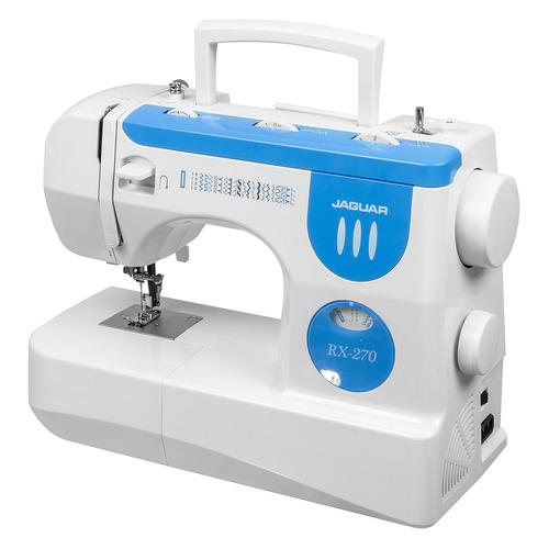 Швейная машина JAGUAR RX-270 белый цена и фото