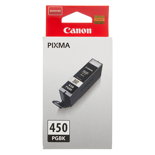 Картридж CANON PGI-450PGBK черный [6499b001] картридж canon pgi 450 pgbk xl для pixma ip7240 mg6340 mg5440