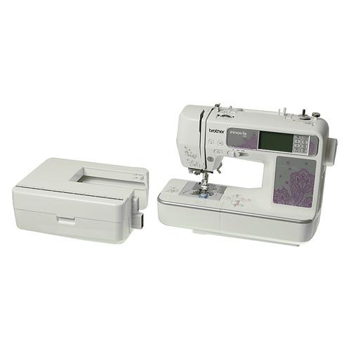 цена на Швейно-вышивальная машина BROTHER NV950E белый