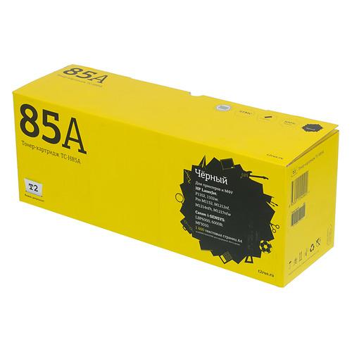 Картридж T2 TC-H85A, черный [ce285a] картридж t2 cb324he 178xl ic h324