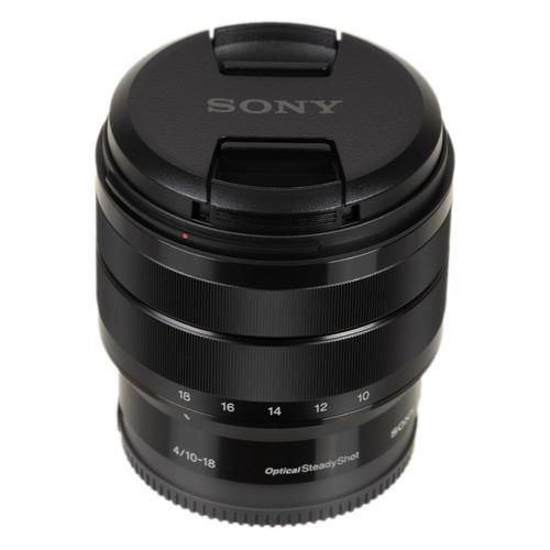Объектив Sony 10-18mm f/4 SEL1018, Sony E [sel1018.ae]