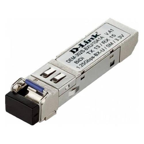 Модуль D-Link DEM-302S-BXU/10A1A 1x mini-GBIC 1000Base-BX SMF WDM (Bi-Directional) (уп.10шт) [lan] the supply of original 5086 7220 directional detector