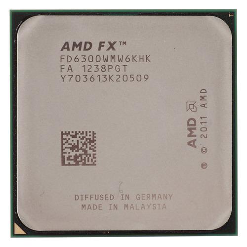 Процессор AMD FX 6300, SocketAM3+, OEM [fd6300wmw6khk] цена 2017