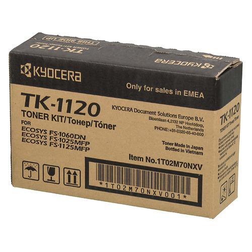Картридж KYOCERA TK-1120, черный все цены