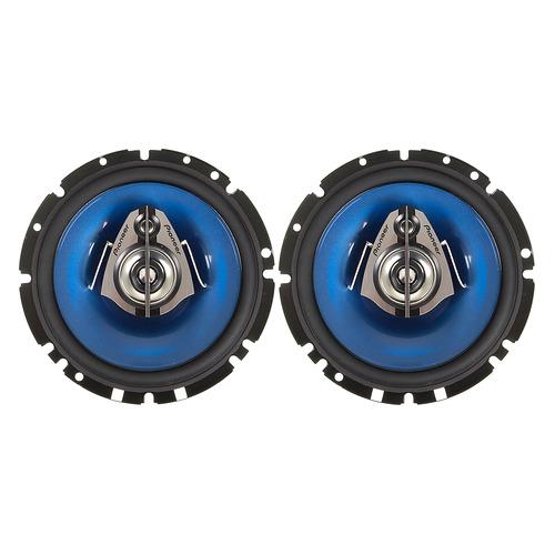 Колонки автомобильные PIONEER TS-1639R, 16.5 см (6 1/2 дюйм.), комплект 2 шт. колонки автомобильные supra sj 420 коаксиальные 120вт