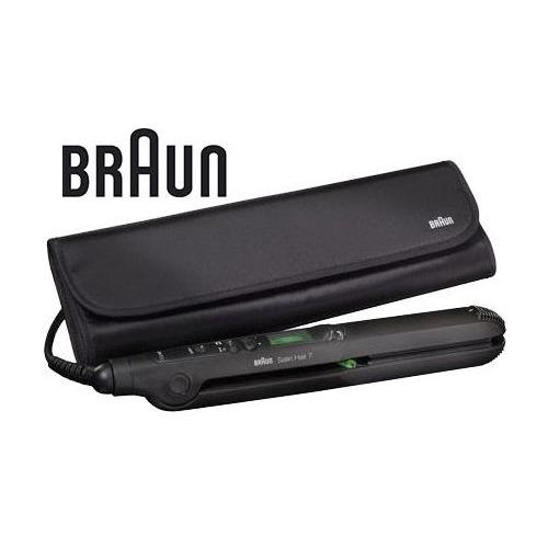 Выпрямитель для волос BRAUN ST730, черный [81460149]
